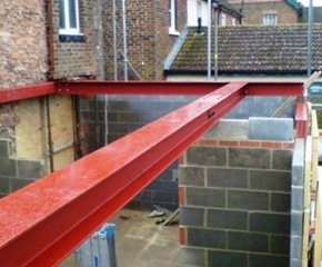 Structural metalwork